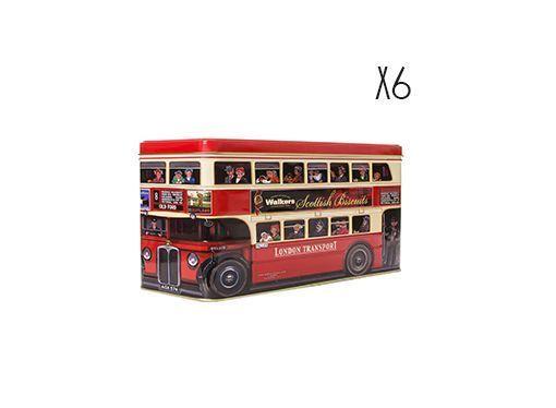 London Bus Walkers