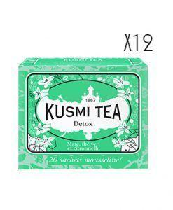 Té Detox 20 ms Kusmi