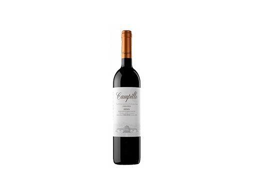 Red Wine Campillo Crianza