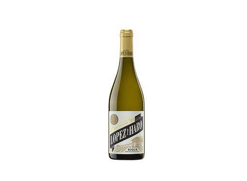 Vin blanc Hacienda López de Haro