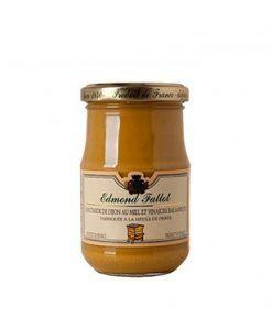 Mostaza Dijon con miel y vinagre balsámico Edmond Fallot