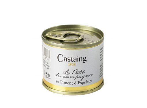 Paté de campagne Castaing