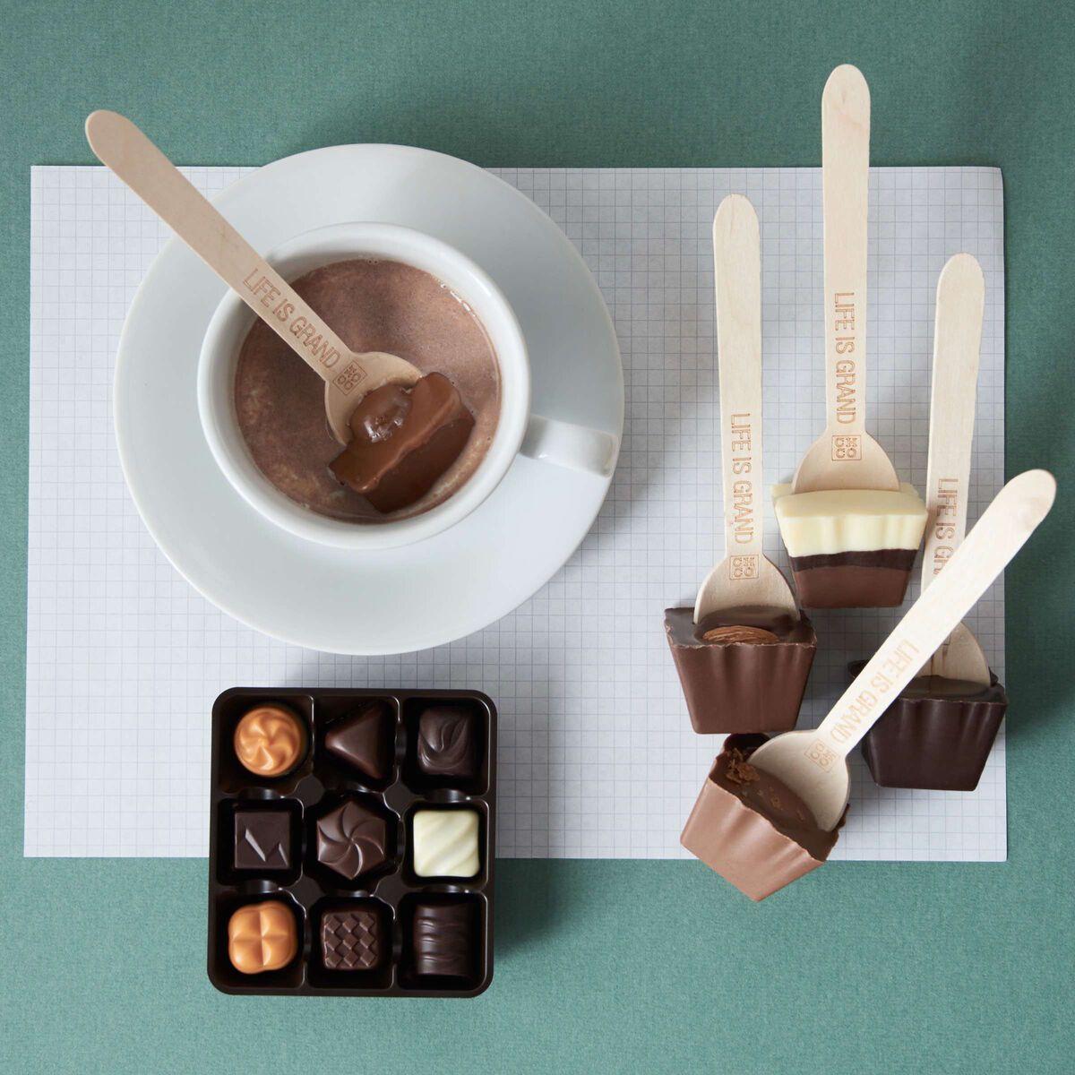 todo sobre las cucharas de chocolate o hotchocspoon