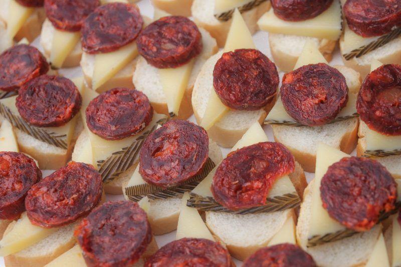 10 ideas para un picoteo gourmet