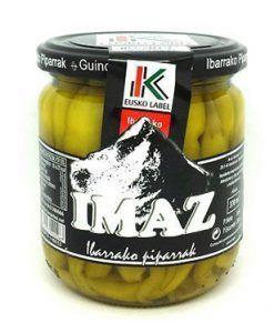 Piments de Ibarra Imaz