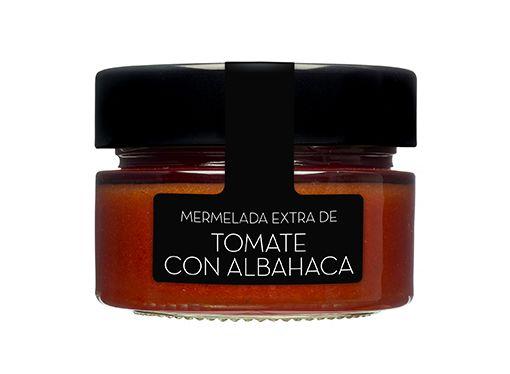 MERMELADAS TOMATE ALBAHACA
