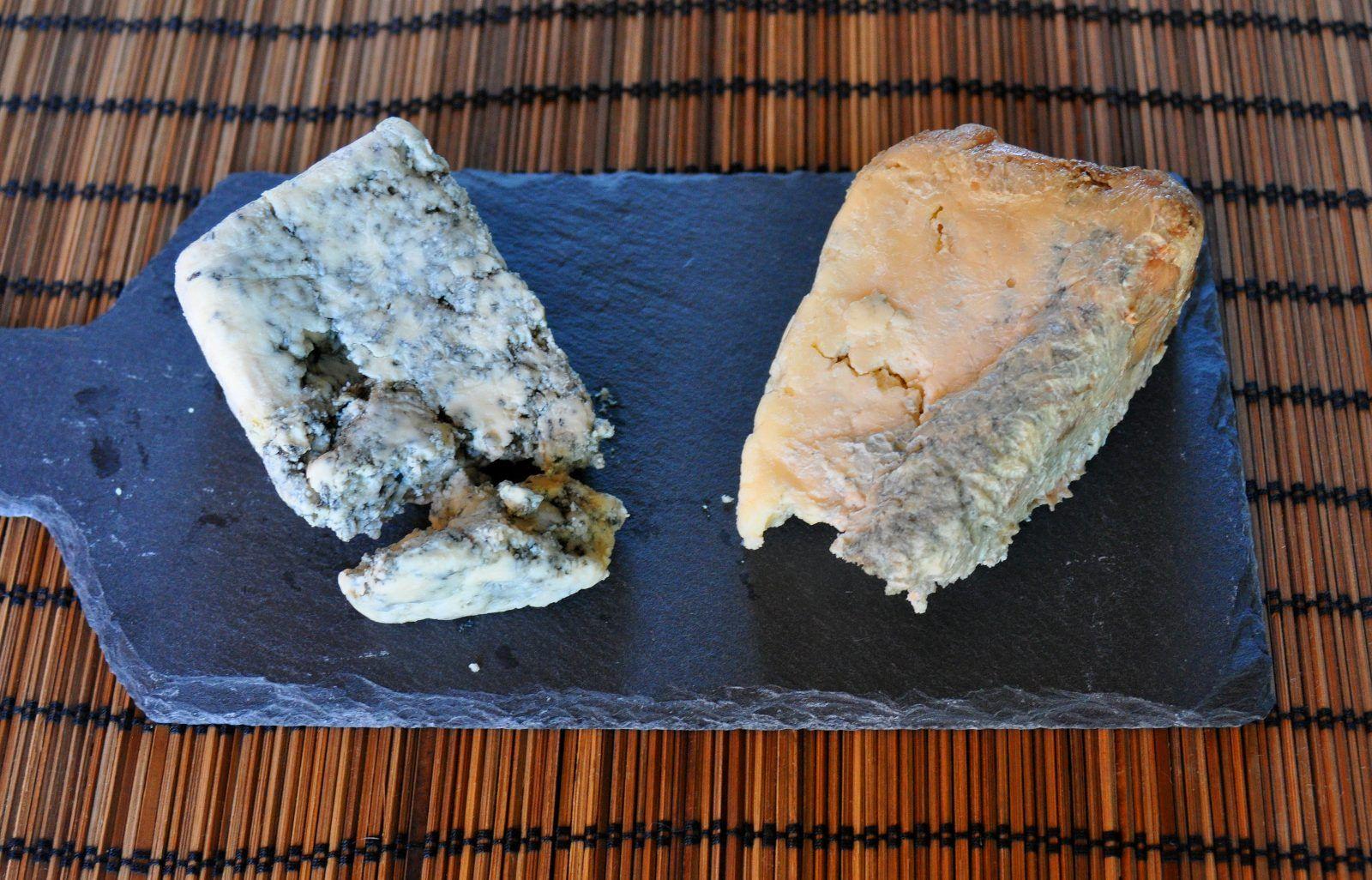 Diferencias entre queso Cabrales y Picón