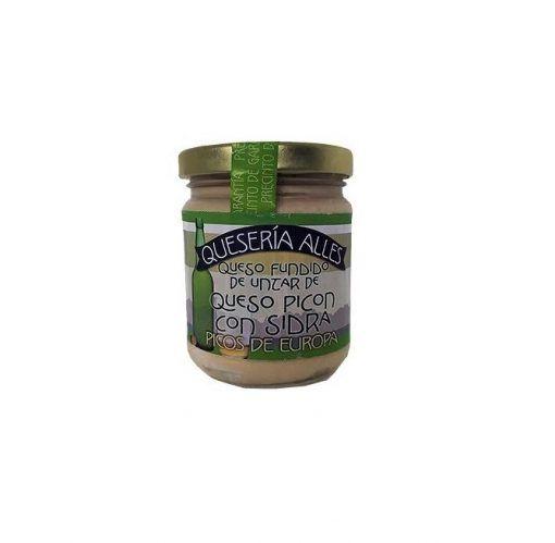 Crème de fromage Picón au cidre Picos de Europa Queseria Alles
