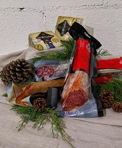 Gourmet Iberian sausages hamper