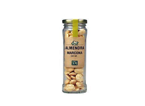 Fried Marcona almond with salt Casa Gispert