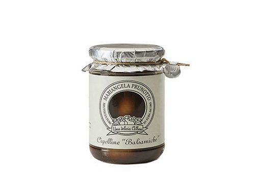 Cebollas en aceto balsámico de Módena Mariangela Prunotto
