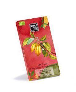 Organic dark chocolate 70% Organiko