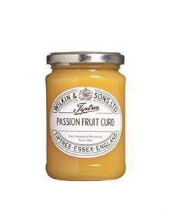 Passion fruit curd Tiptree
