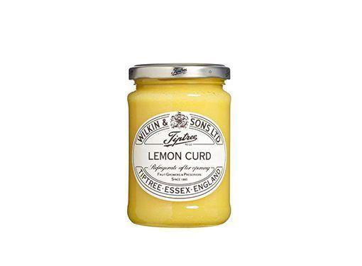 Crema de limón Tiptree