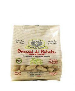 Non-gluten potato gnocchi Rustichella d'Abruzzo