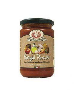 Tomato and boletus sauce Rustichella d'Abruzzo