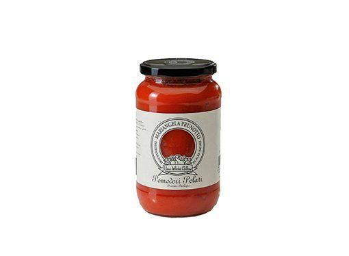 Tomates naturellles entières pelées Biologique Mariangela Prunotto
