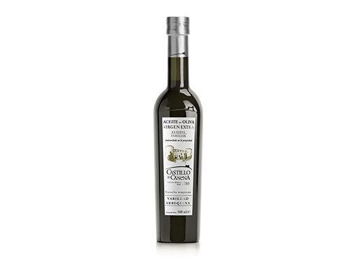Huile d'olive extra vierge arbequina Castillo de Canena