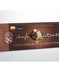 Turron au lait de brevis Latxa Rafa Gorrotxategi