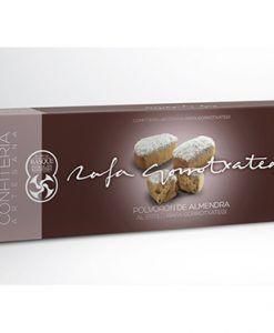 Almond polvorones Rafa Gorrotxategi