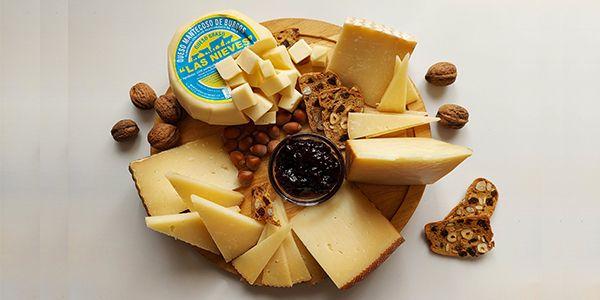 quesos nacionales