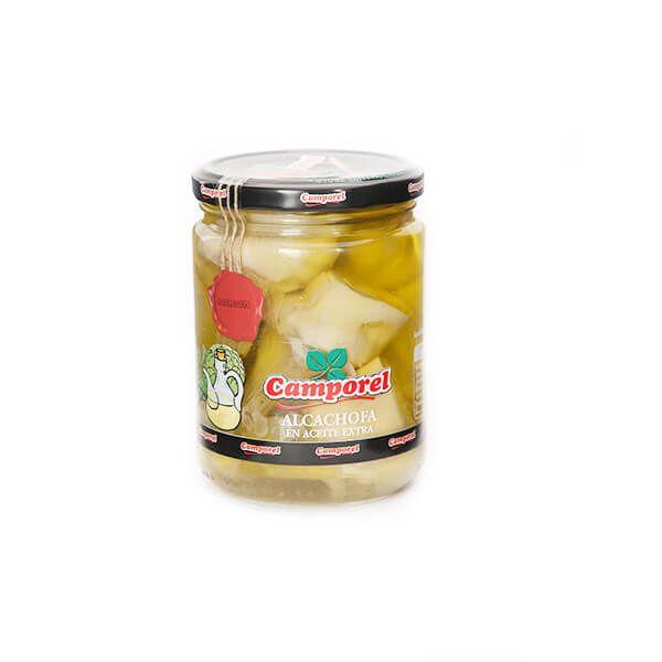 Artichoke in oil Camporel